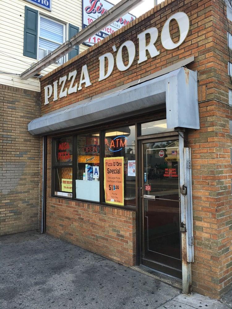 Pizza D Oro Staten Island Ny