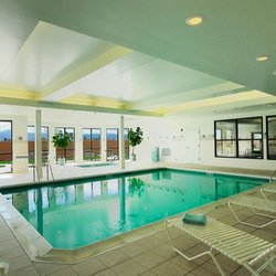 Photo Of Courtyard Medford Airport Or United States Indoor Pool