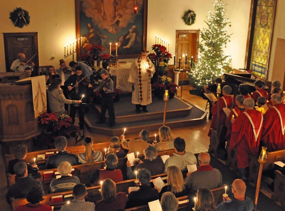 Christ Lutheran Church: 150 5th St, Marine On Saint Crox, MN