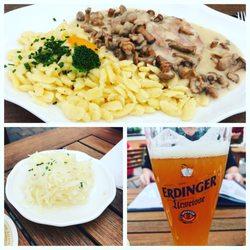Foto Zu Gaststätte Erdinger Weißbräu   Erding, Bayern, Deutschland. Exactly  What I Wanted