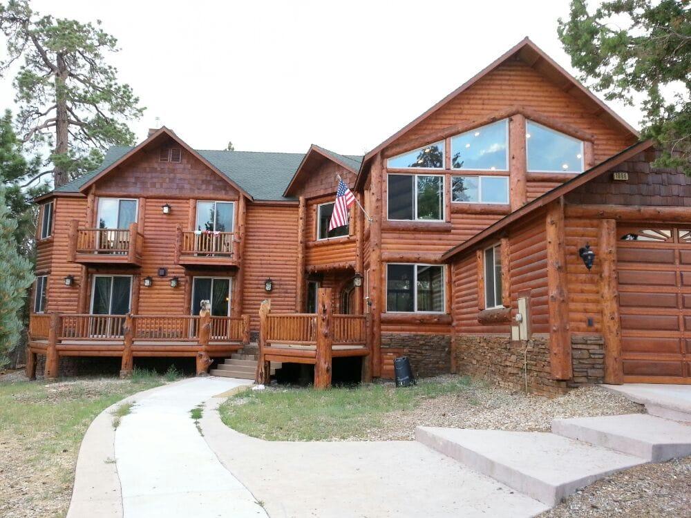 Whispering pines estates apartments big bear city ca for Big city apartments