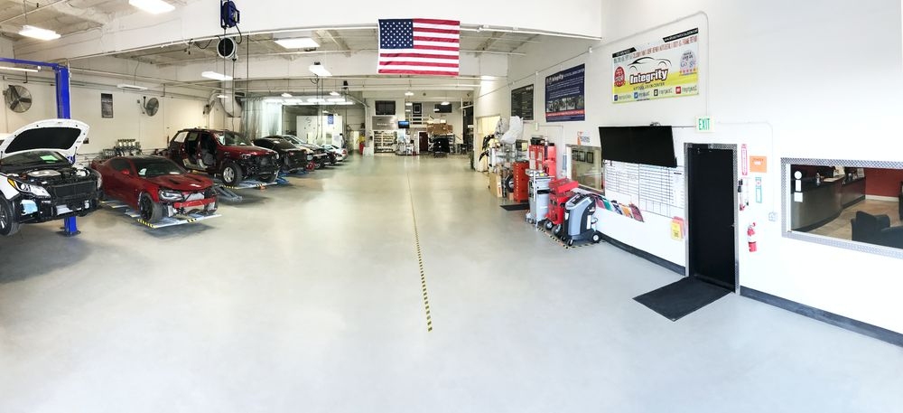 Integrity Auto Collision Center: 1891 Woolner Ave, Fairfield, CA