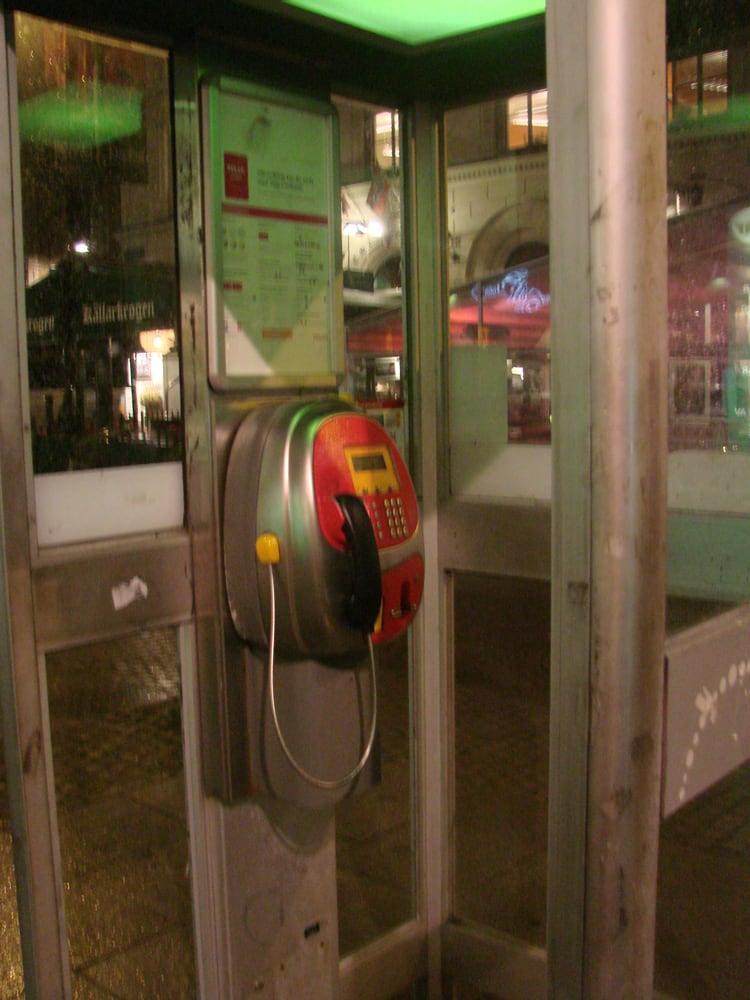 Telefonzelle Kungsgatan