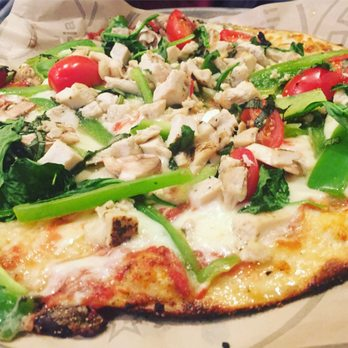 Pieology Foster City Ca