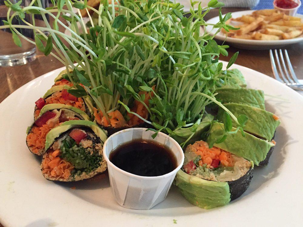 Peacefood Cafe New York Ny