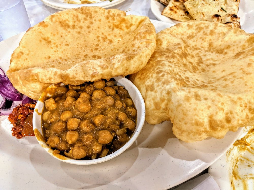 Food from Indian Hut Exton