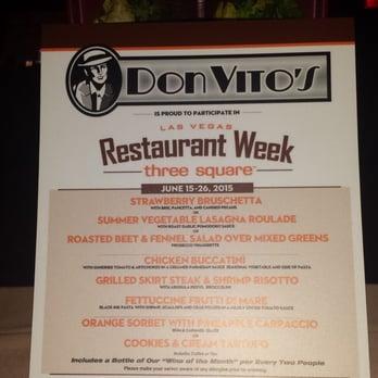 Don vito s italian 226 photos 132 reviews italian for Vitos italian kitchen