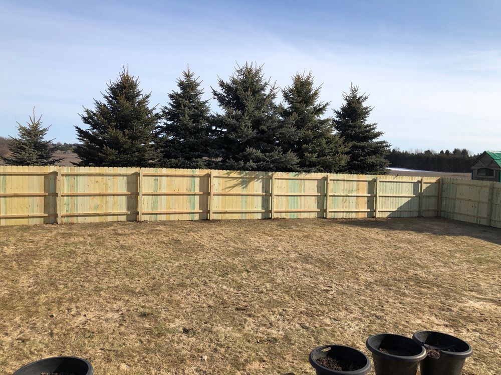 Affordable Fence TC: 2054 Gary Rd, Traverse City, MI