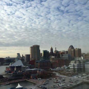 Photo Of Baltimore Marriott Waterfront Md United States Inner Harbour