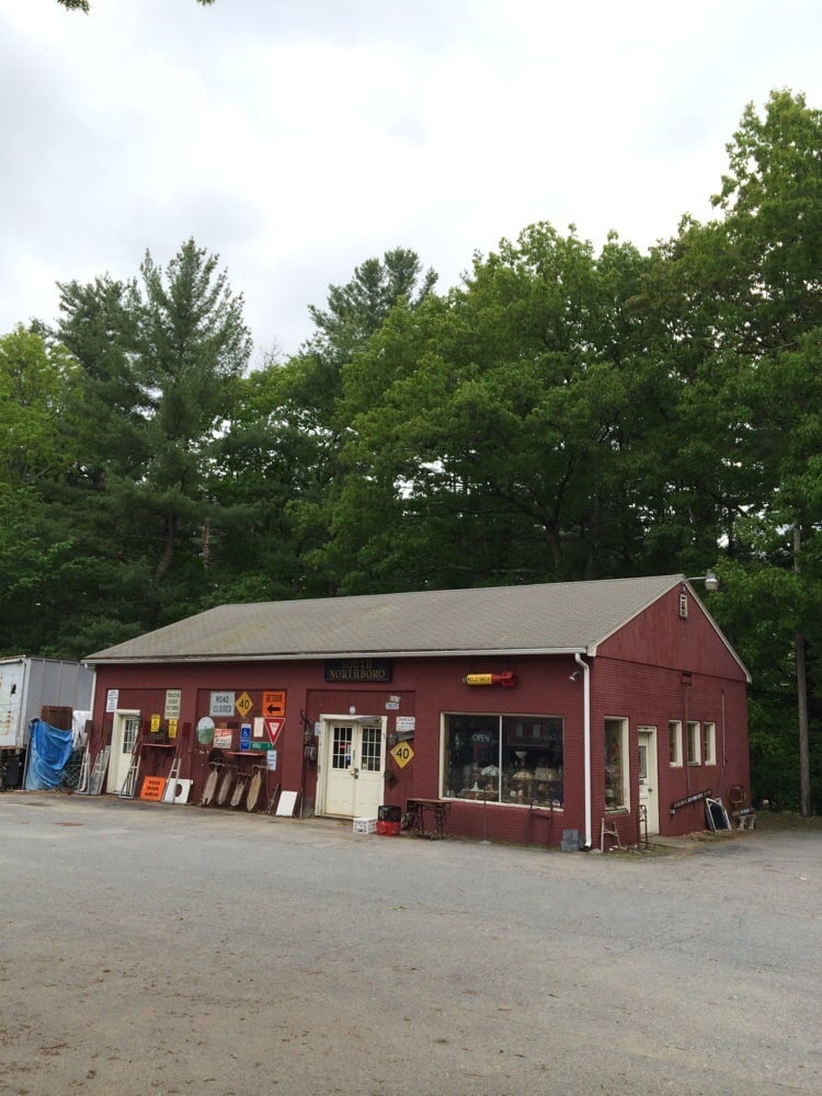 Gary's Antiques & Lamp Restoration: 244 Main St, Northborough, MA