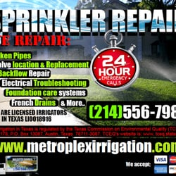 Luxury Sprinkler Repair Frisco Tx