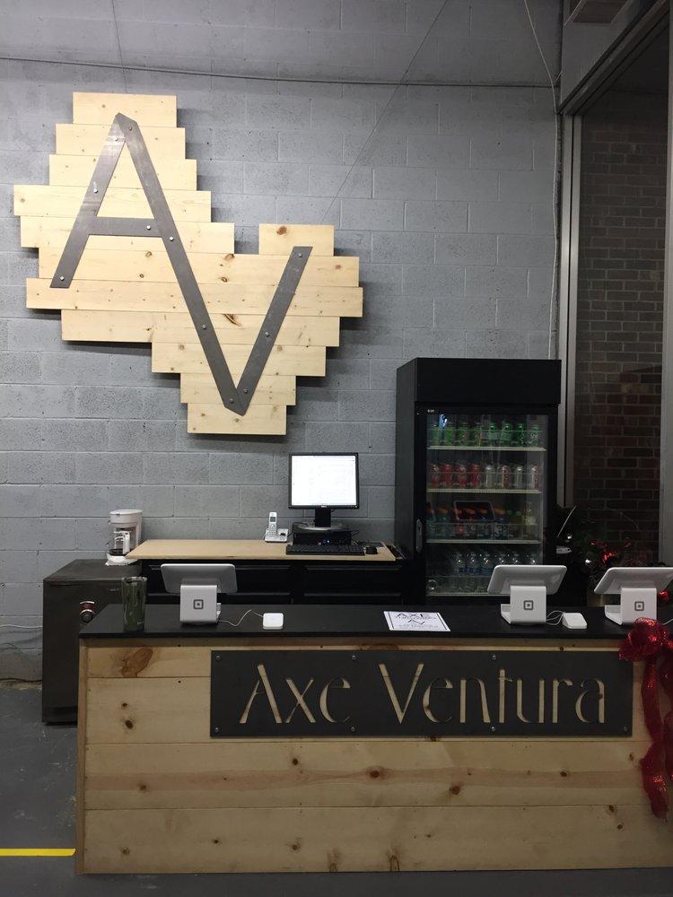 Axe Ventura: 332 Maynard, Ann Arbor, MI