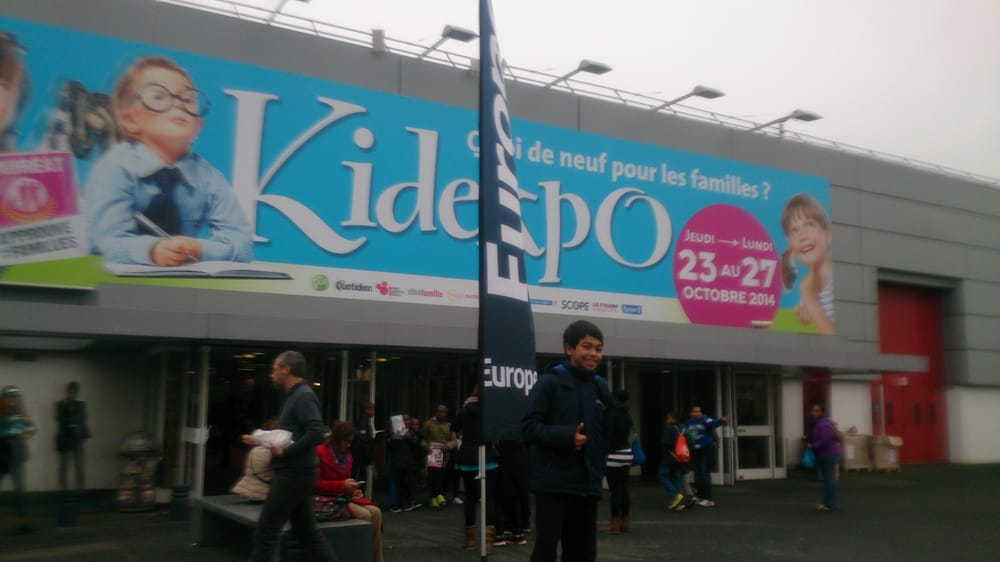 Kid expo arts entertainment 1 place de la porte de - 1 place de la porte de versailles paris ...