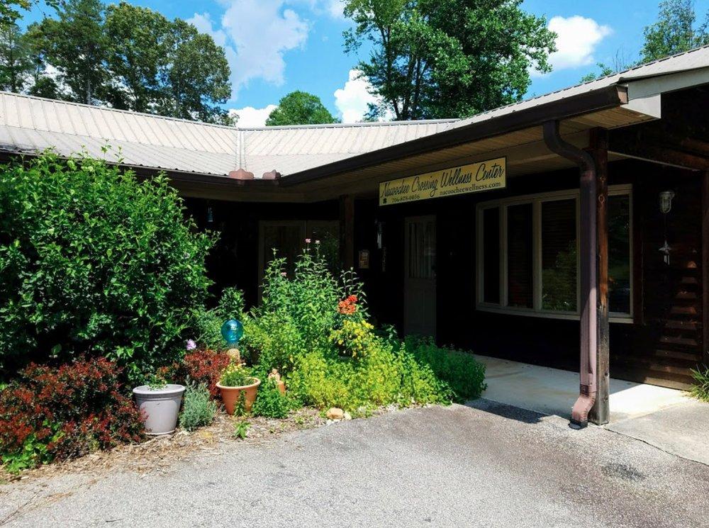 The Spa at Nacoochee Crossing: Sautee, GA