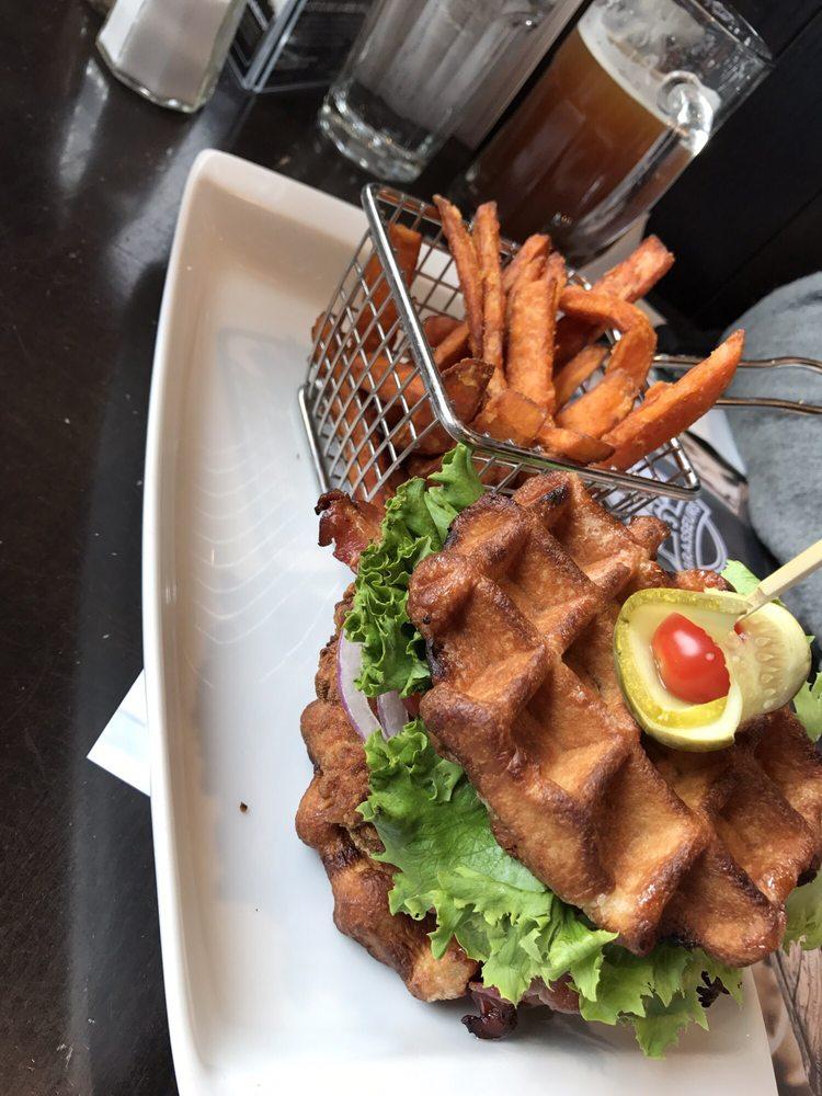 Chicken Waffle Yelp