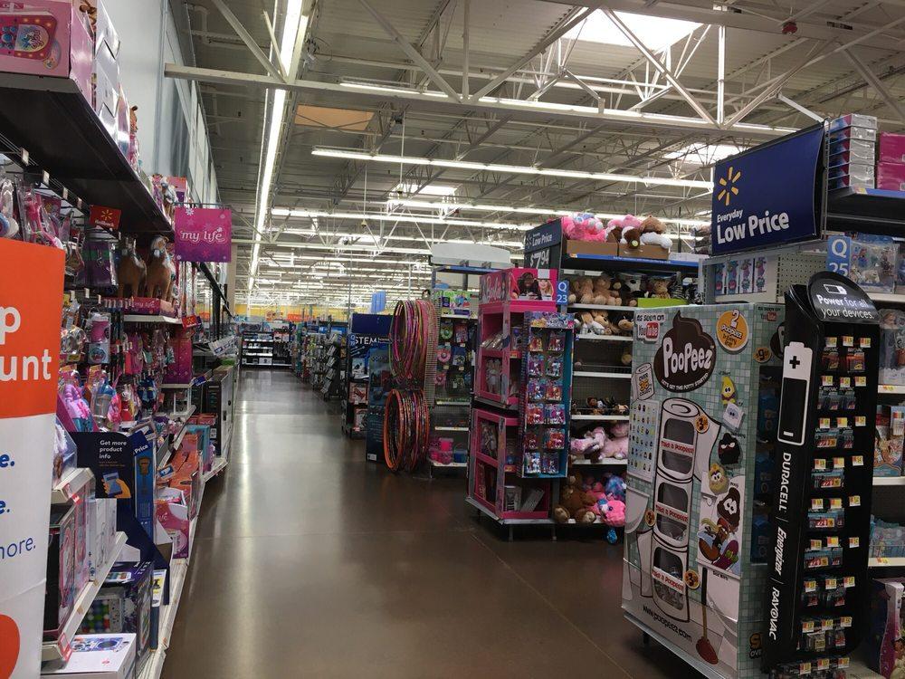 Walmart Supercenter: 1608 S Division St, Guthrie, OK
