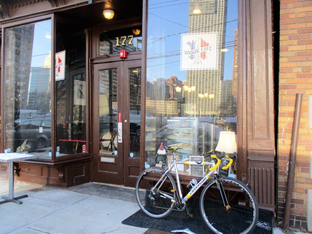 Vogue Cafe Jersey City