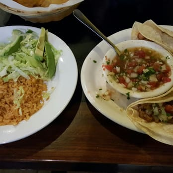 Photo Of El Paso Mexican Restaurant Oldsmar Fl United States Shrimp Tacos