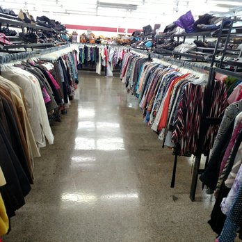 Austin Thrift Stores Clothes