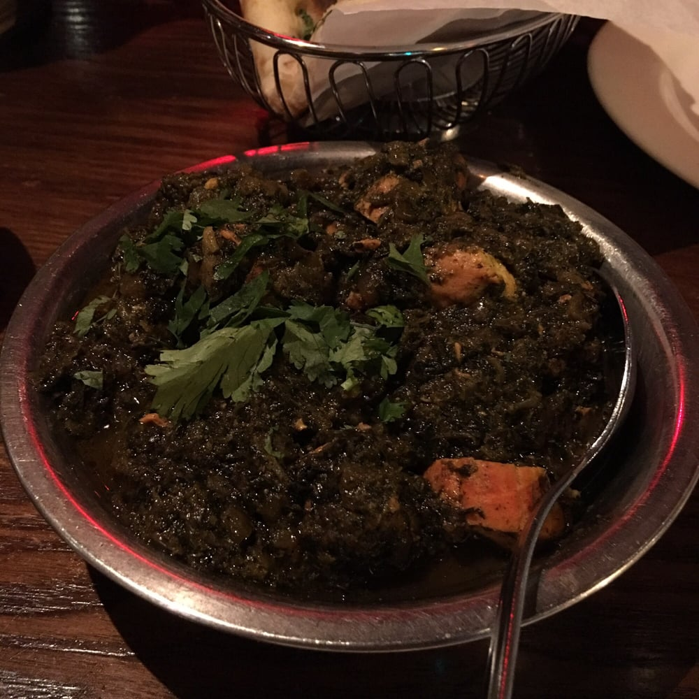 Chicken saag yelp for Akbar cuisine of india pasadena ca