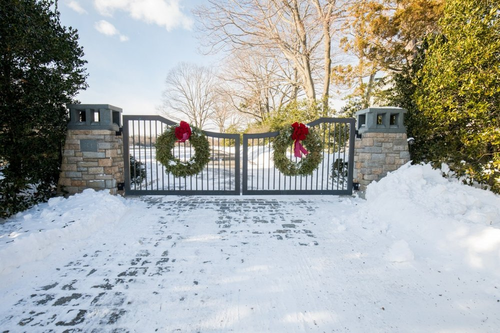 Tri State Gate: 317 Railroad Ave, Bedford Hills, NY