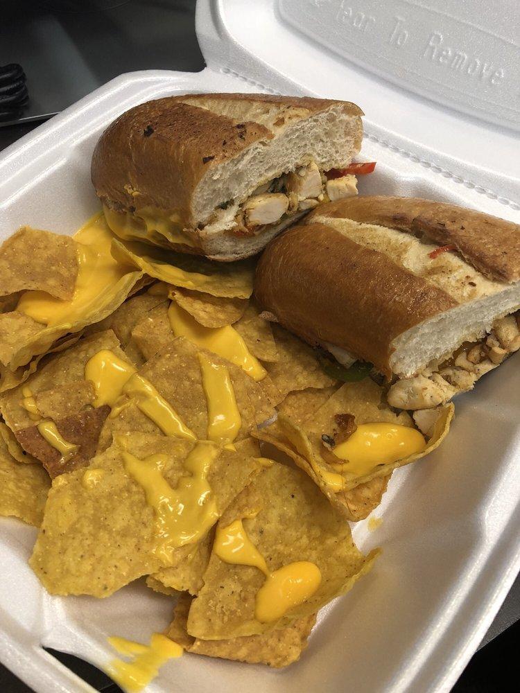 Grilled Chicken Sandwich Yelp