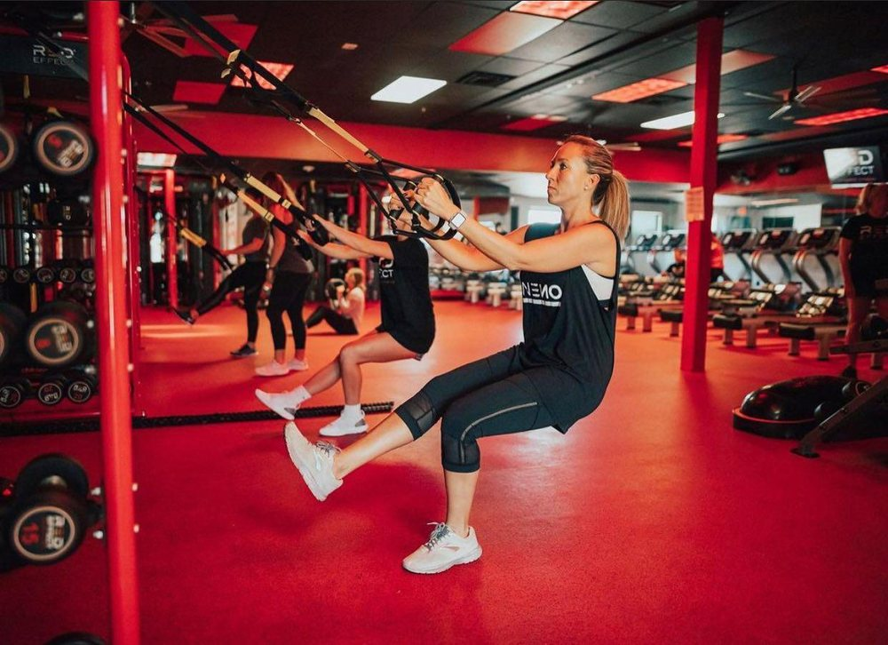 Red Effect Infrared Fitness: 130 Forum Dr, Columbia, SC