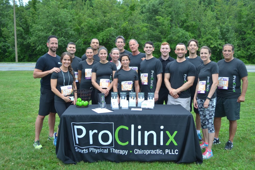 ProClinix Sports Physical Therapy & Chiropractic: 5 N Greenwich Rd, Armonk, NY