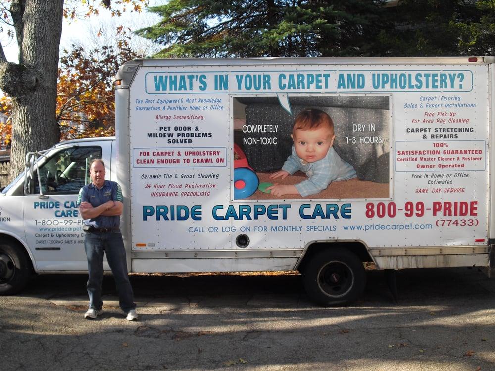 Pride Carpet Care: 27 North Ave, Abington, MA