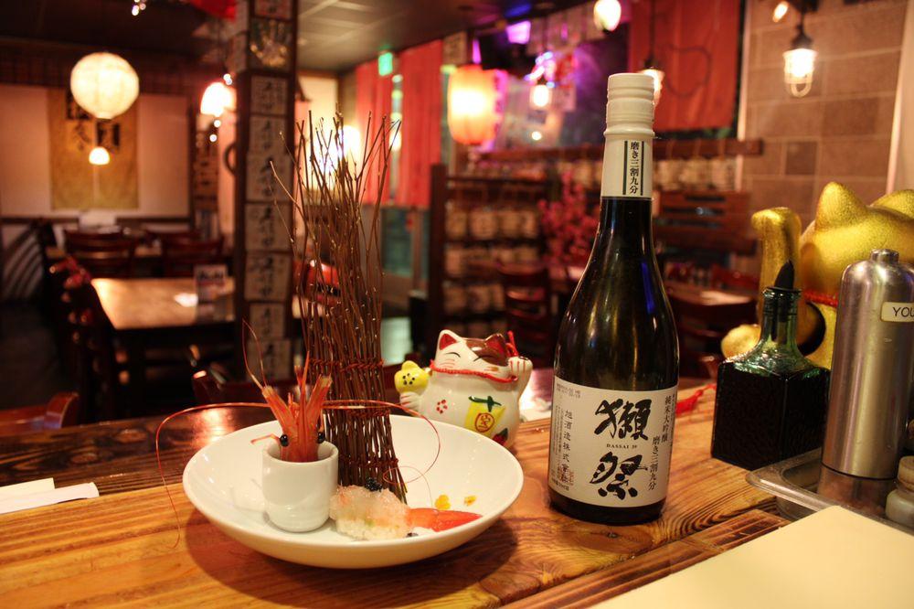 Kaori sushi: 133 W Chapman Ave, Fullerton, CA