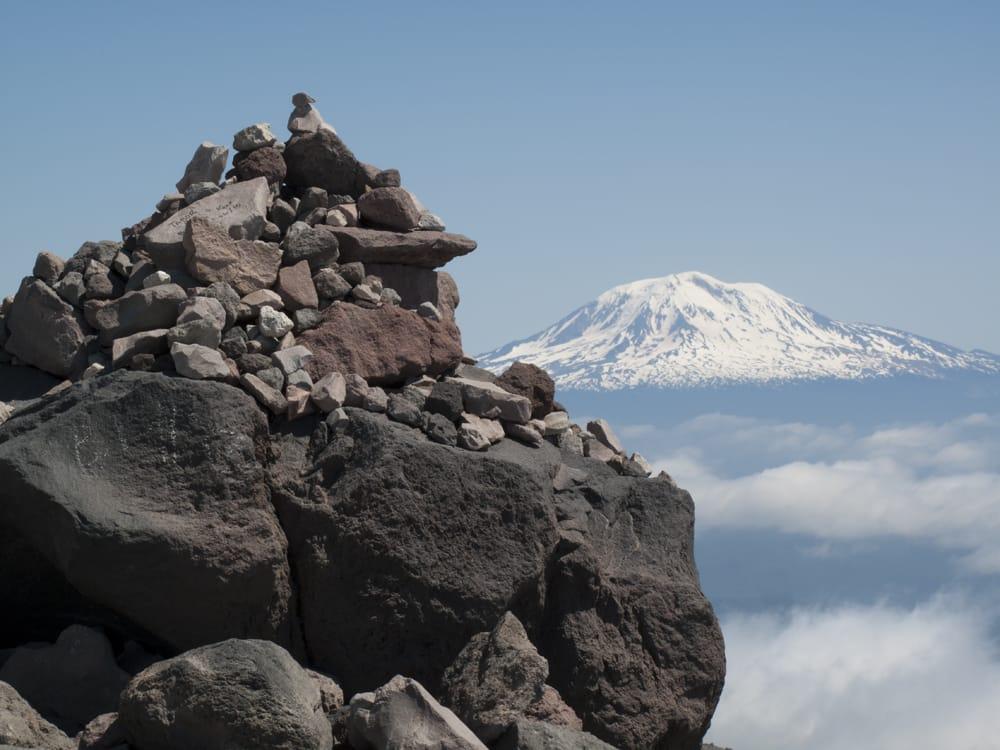 Monitor Ridge Hike: Lewis Rd, Cougar, WA