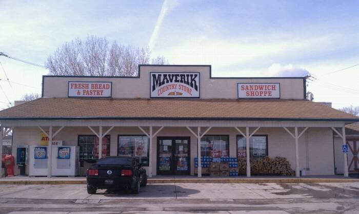 Maverick Country Stores: 197 N Main, Huntington, UT