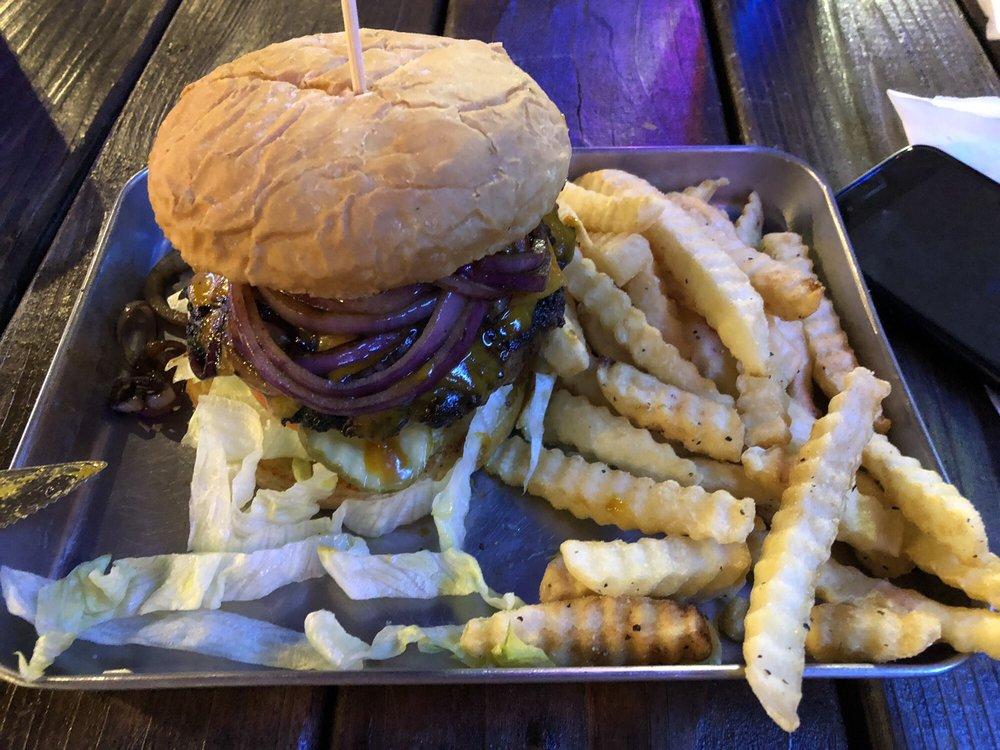 Eagle Bar and Steakhouse: 608 Main St, Deadwood, SD