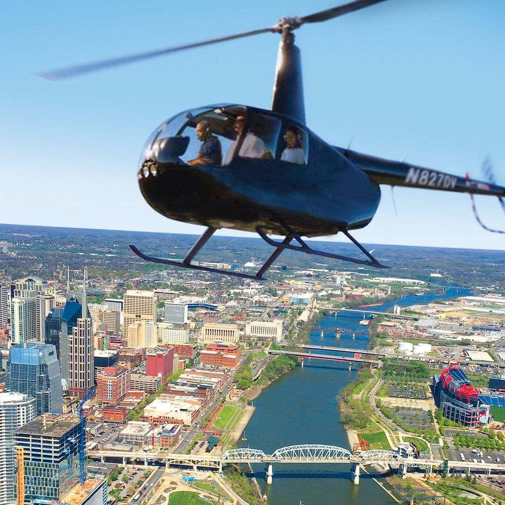 Monarch Helicopters: 220 Tune Airport Dr, Nashville, TN