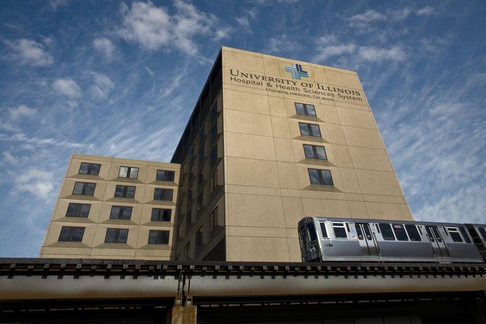 University Of Illinois Hospital Amp Clinics 12 Photos Amp 47 Reviews