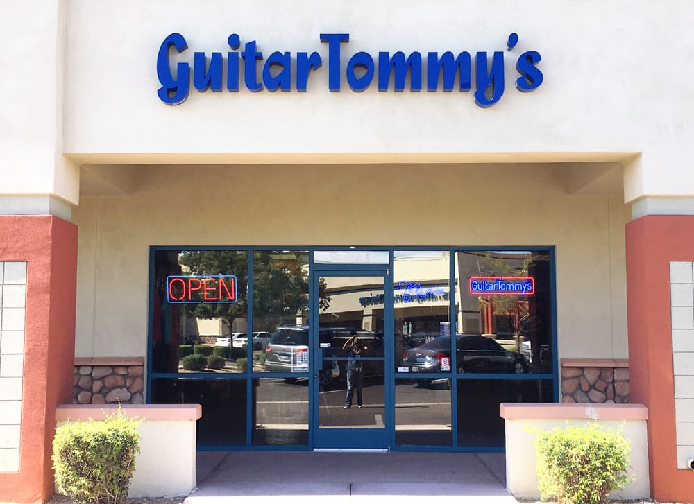 Guitar Tommy's