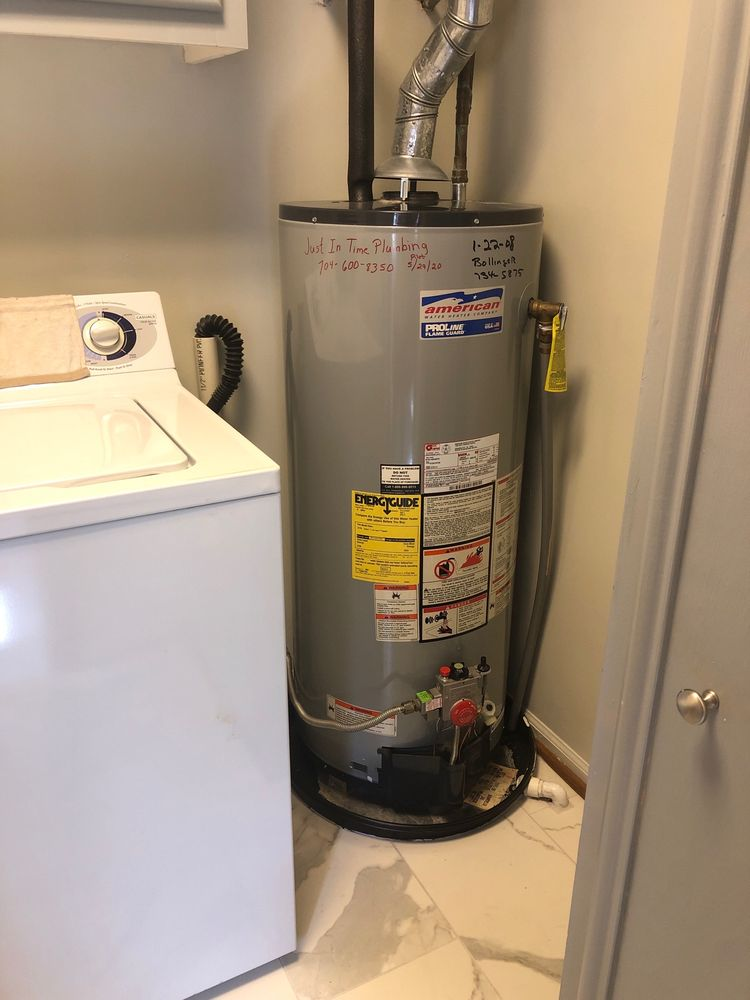 Just In Time Plumbing: 107 S City St, Kings Mountain, NC