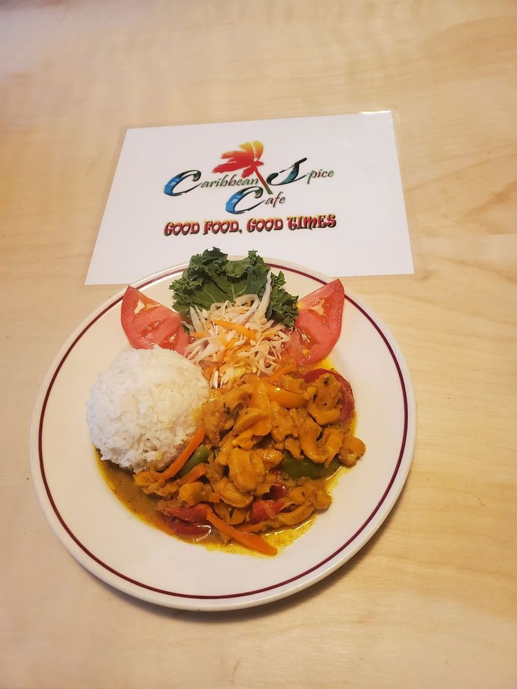 Caribbean Spice Cafe: 603 U.S. 3, Twin Mountain, NH