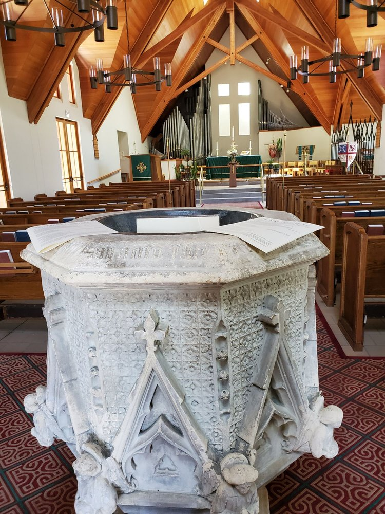 St Marks In-the-Valley Episcopal Church: 2901 Nojoqui Ave, Los Olivos, CA