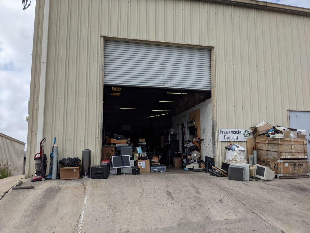 San Diego E-Waste: 9364 Jamacha Rd, Spring Valley, CA