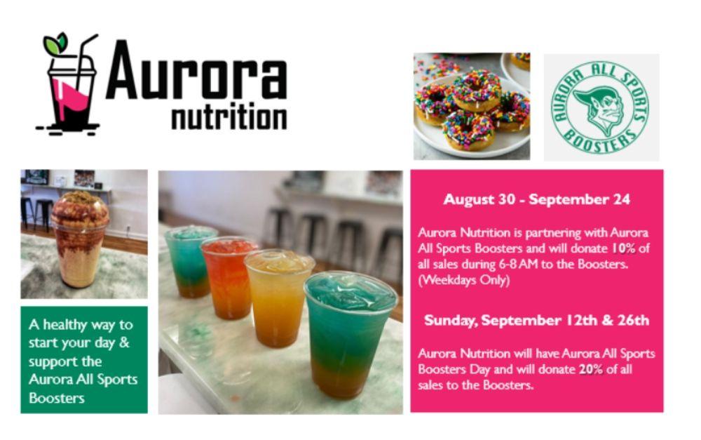Aurora Nutrition: 38 S Aurora Rd, Aurora, OH