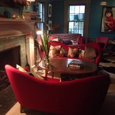 Photo Of The Living Room   East Hampton, NY, United States. Cozy Living