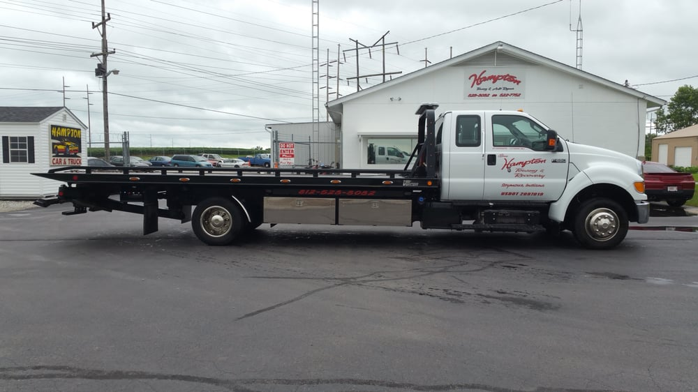Hampton Auto Repair & Towing: 1064 E 16th St, Seymour, IN