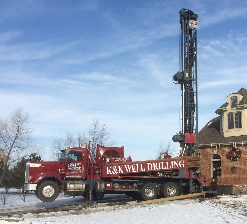 K & K Well Drilling: 11900 N State Rte 47, Morris, IL