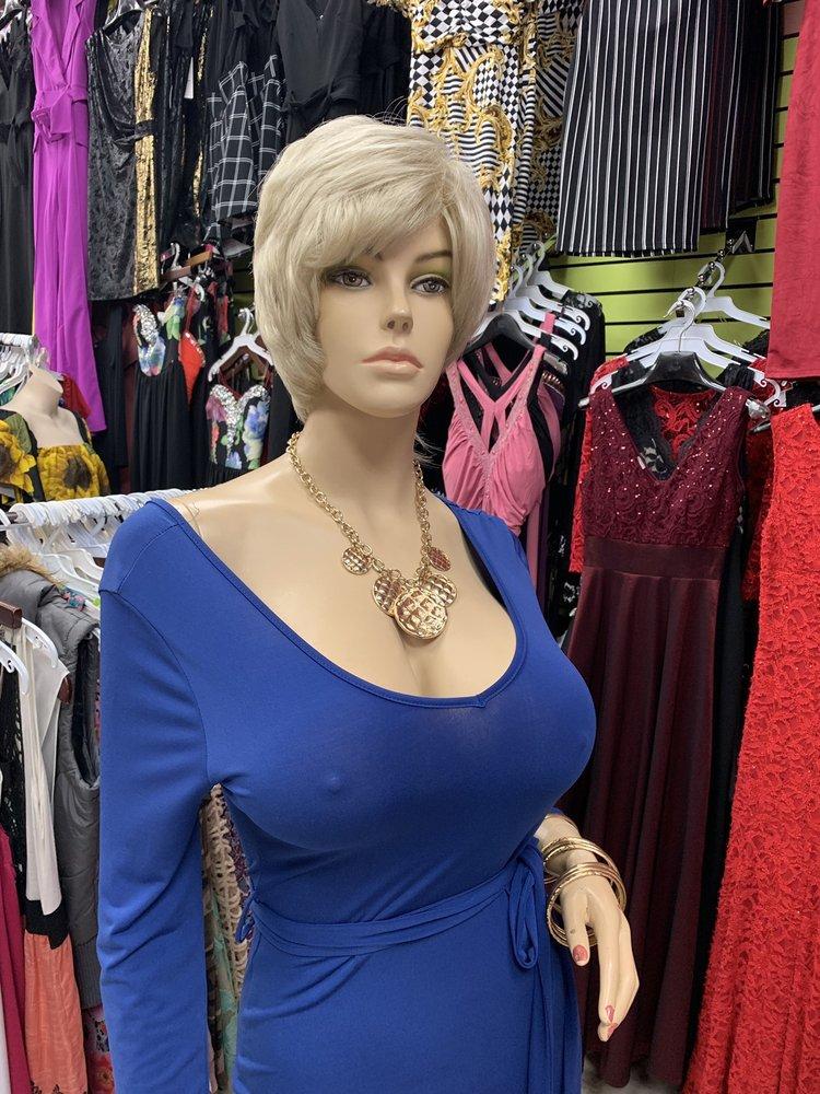 LA Fashion District: 818 S Broadway, Los Angeles, CA