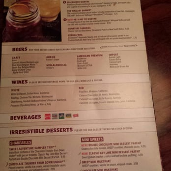 photo about Outback Printable Menu titled Outback steakhouse honolulu menu / Amazon eire world-wide-web