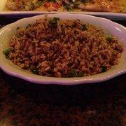 Dirty Rice Menu Pappadeaux Seafood Kitchen Albuquerque