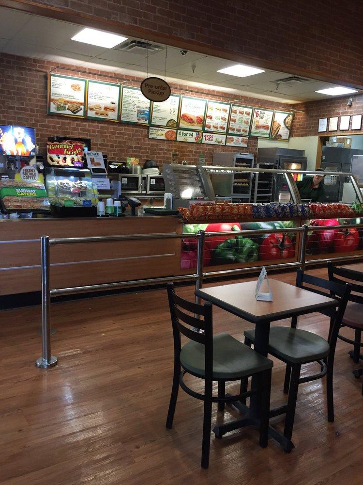 Subway: 1626 Highway 12 S, Ashland City, TN