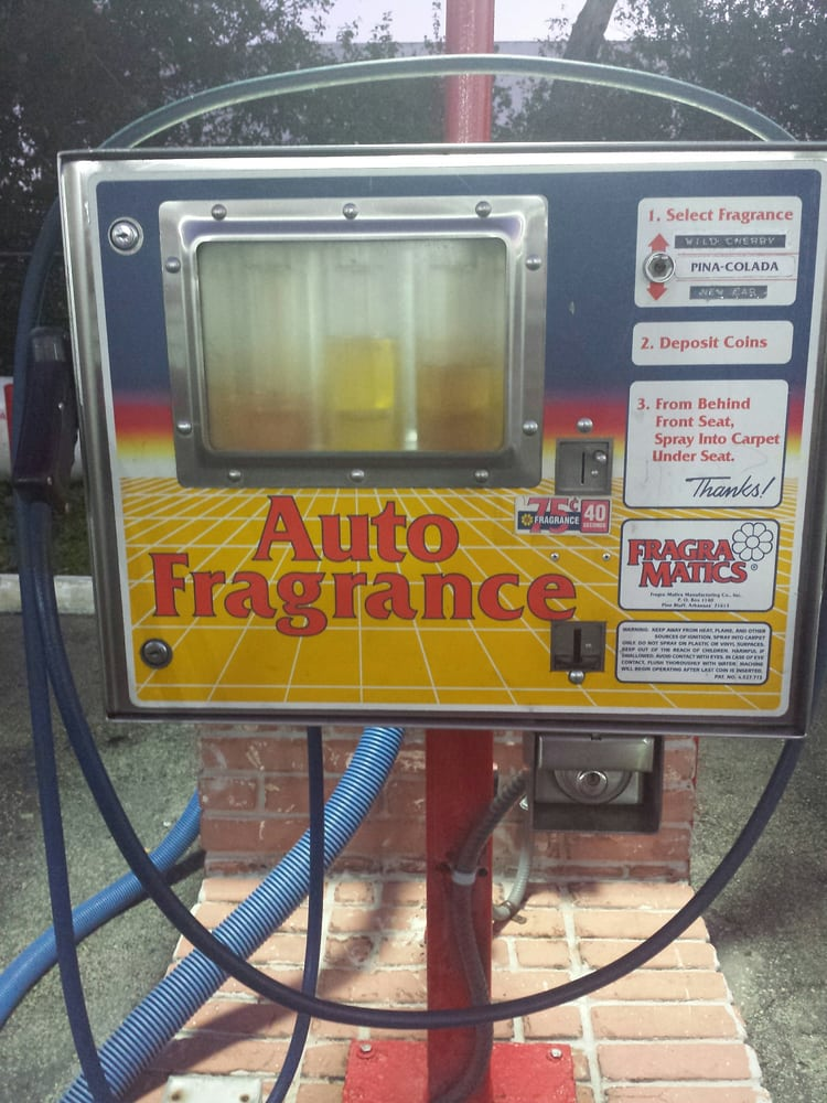 Auto Fragrance. Choose From Wild Cherry, Pina Colada, And