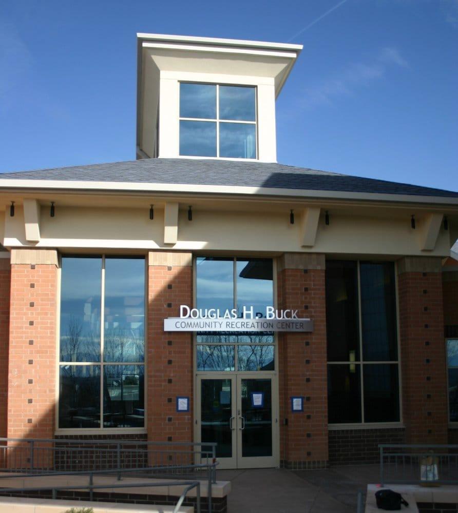 West Entrance Of Buck Community Recreation Center